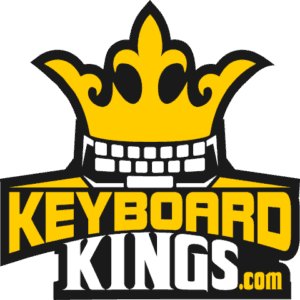keyboard kings logo. keyboardkings.com