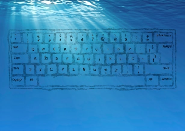 are keyboards waterproof?