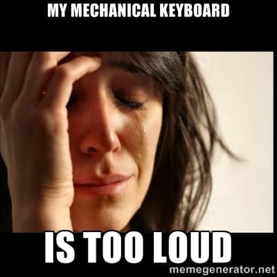 How to Make a Mechanical Keyboard Quieter Simple & Effective