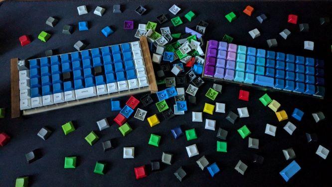 Planck EZ vs. OLKB Planck vs. Preonic Ortholinear Keyboard Review