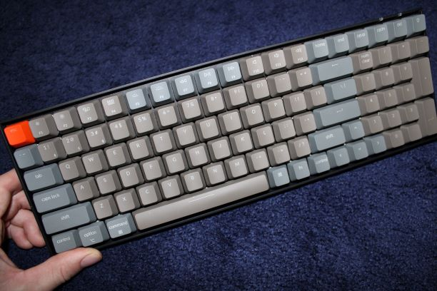 Keychron K4 Mechanical Keyboard Review