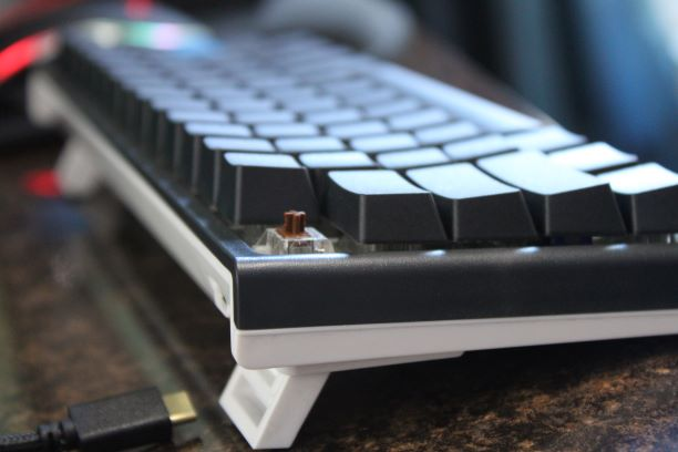 Ducky One 2 Mini Mechanical Keyboard Review cherry MX brown switches