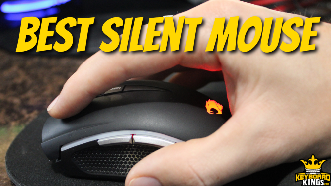 Top 5 Best Silent Computer Mice