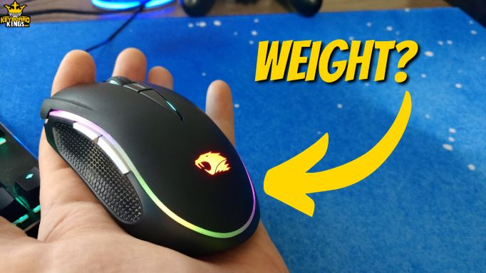 How Much Does a Computer Mouse Weigh