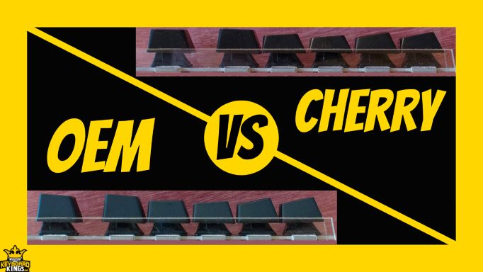 OEM vs Cherry Keycap Profiles  What's the Best Choice