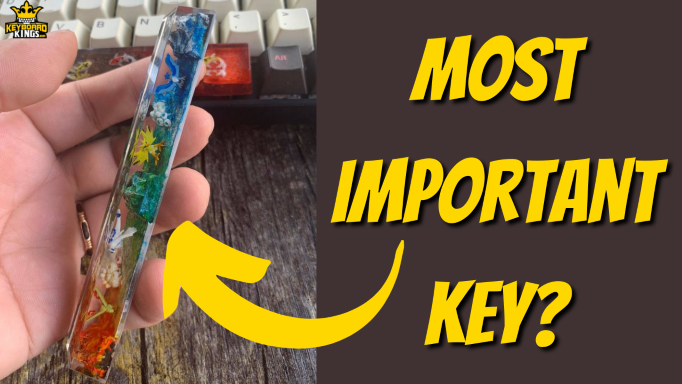 What is the Most Important Key On the Keyboard