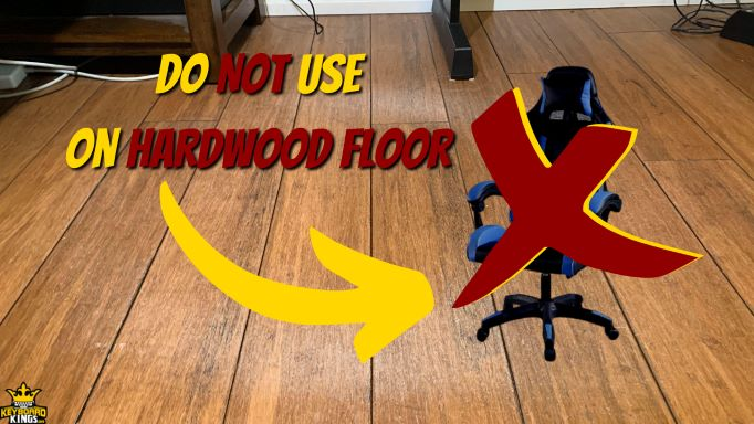 Will Gaming and Office Chairs Damage Carpet or Hardwood Floors?
