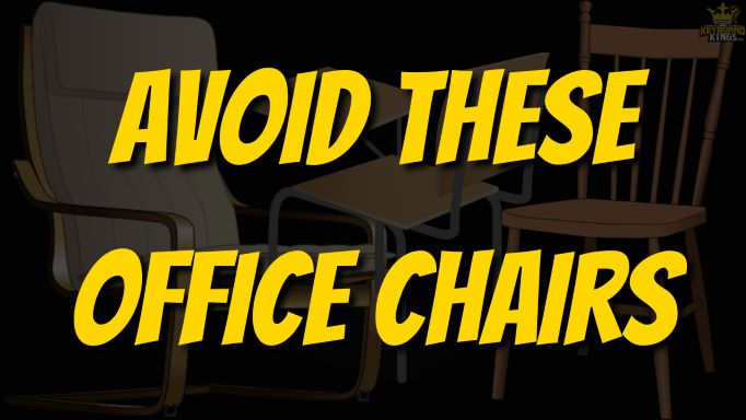 5 Worst Office Chairs to Avoid
