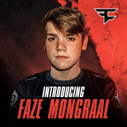 What Mouse Does Mongraal use
